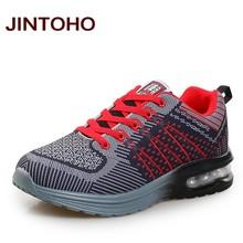 JINTOHO uniex fashion men women sport running shoes casual outdoor brand men women trainers sneakers women zapatillas hombre