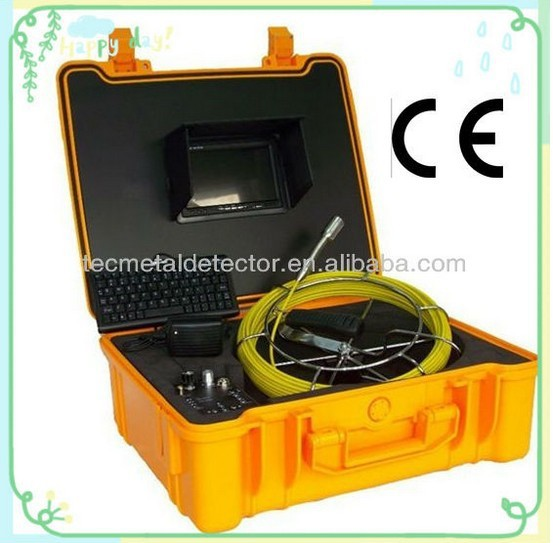 Waterproof Video Real Inspection Camera For Pipe Z710DK(China (Mainland))