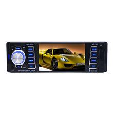 Private Mode 1DIN 4.1 TFT  Blue Light Display 4X60W /7388IC/12V /Car Radio FM/USB/SD/MMC/MP5/WMA Car MP5 Player with Remote(China (Mainland))
