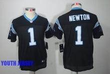 100% Stitiched,Carolina Panthers,Cam Newton for mens women youth kids(China (Mainland))