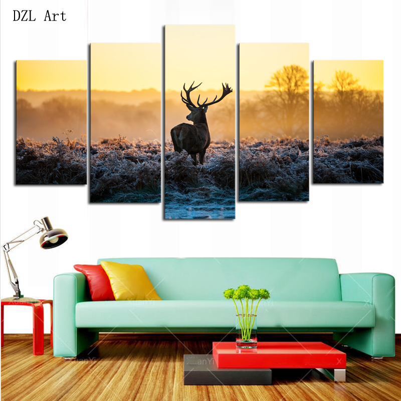 Sheep Wall Art Home Decor ~ Online buy wholesale sheep pictures from china