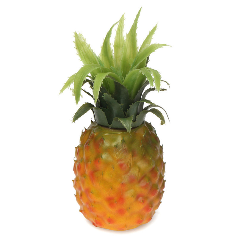 Online get cheap artificial pineapple decor aliexpress for Ananas dekoration