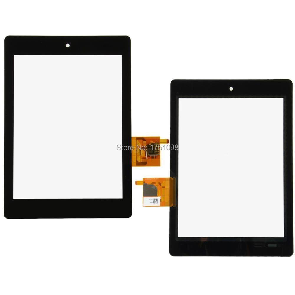 Для Acer Iconia Tab A1-810 а1-811 новый сенсорный экран панели датчик объектив стекла 100% испытание перед бесплатная доставка
