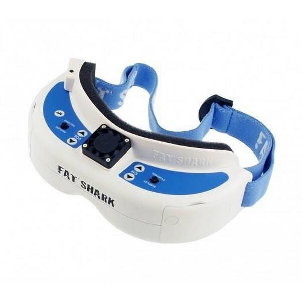 FATSHARK Dominator V3 FPV Goggles 800X480 FAT SHARK DJI phantom 3