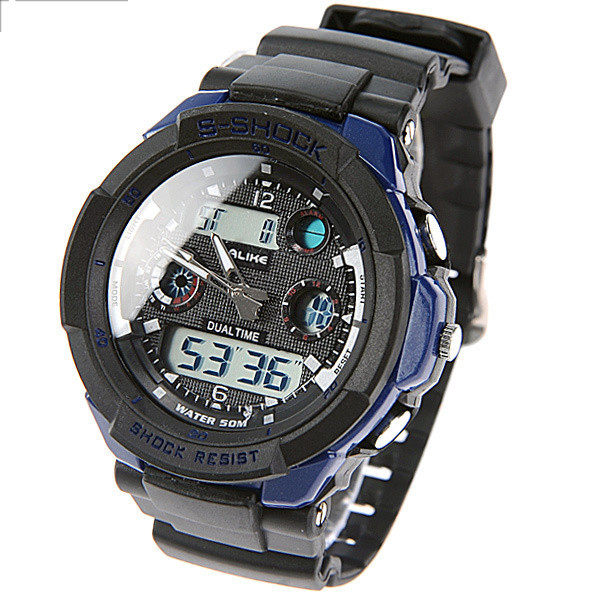 ALIKE-AK1170-50M-Waterproof-Digital-Analog-Quartz-Watch-Wristwatch-Timepiece-for-Men-Male-Bo1y