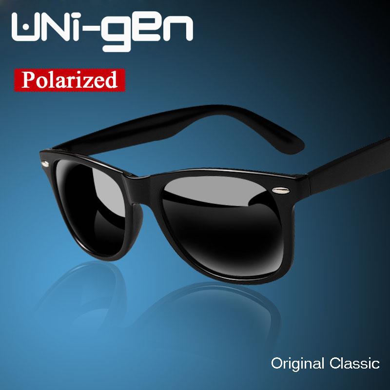 Classic R 2140 Wayfarer Sunglasses For Men Original Brand Polarized Sun Glass Polaroid lens Geek Oculos Gafas De Sol A1677(China (Mainland))