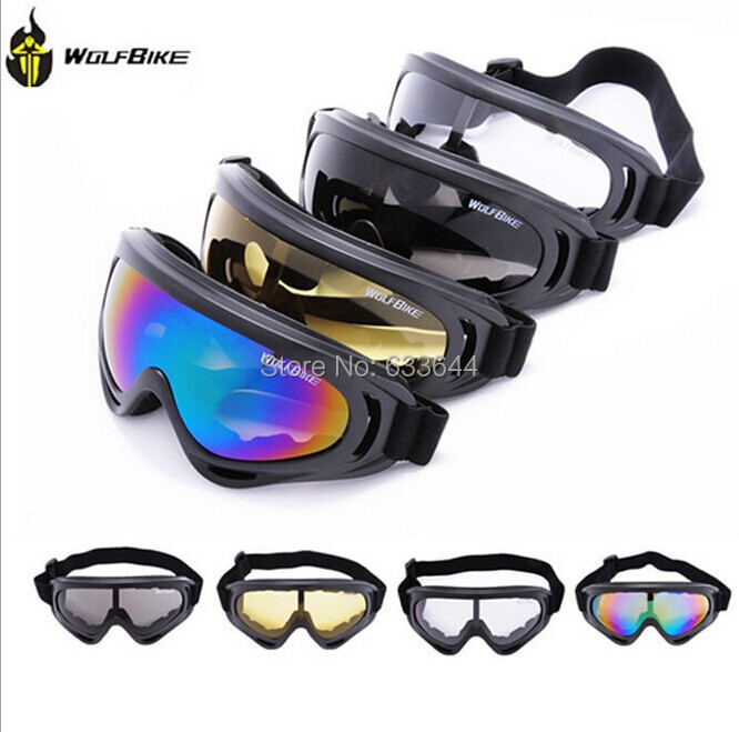 UV Protection Outdoor Sports Skiing Goggles Cycling Goggle Glasses Eyewear Safety - Guangzhou Aiwin Leisure Product CO.,Ltd store