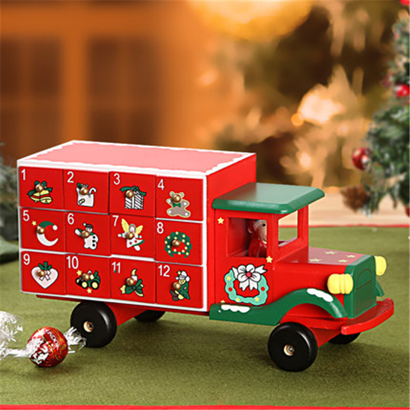 Advent calendars promotion shop for promotional advent for Decoraciones de hogar