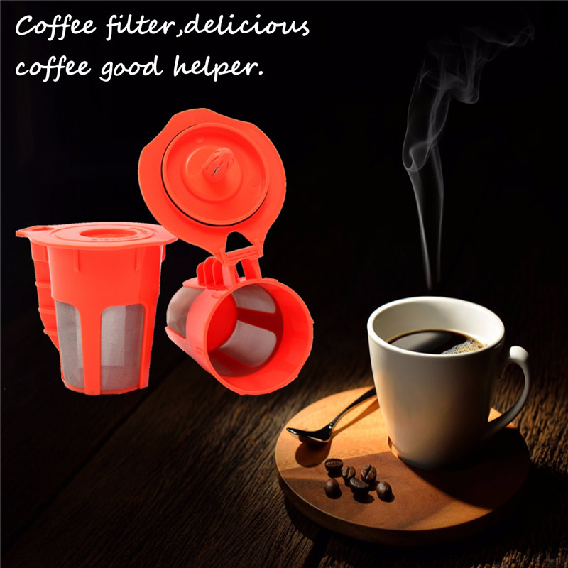 Morden Design 2 Pack Refillable Reusable Coffee Filter Replacement For Keurig 2.0 K-Carafe Coffee Filter Baskets Coffee Tea Tool(China (Mainland))