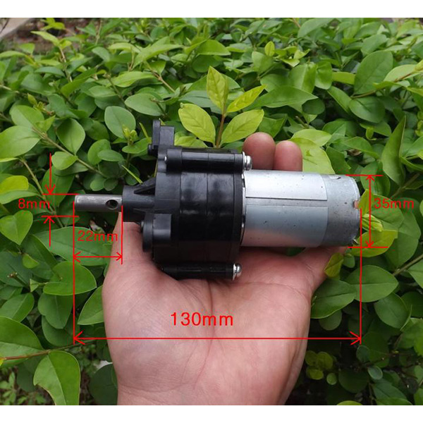 High Quality DC Generator Wind power Dynamo Lighting power Experiment Hydraulic Test 20W 1500mA 6V-24V Motor(China (Mainland))