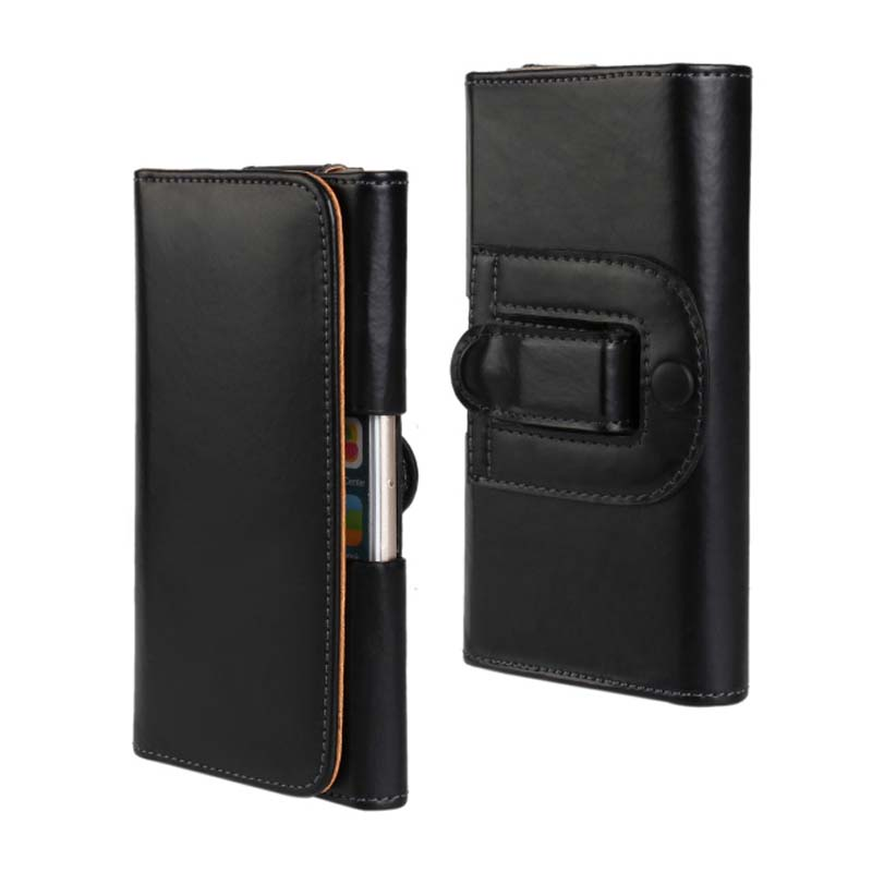 Belt Clip Holster Leather Original Cell Phone Cover Smartphone Mobile Phone Cases Pouch For iPhone 4 4S 5 5S SE 6 6S Plus JS0117(China (Mainland))