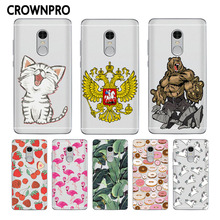 Buy CROWNPRO Silicone Case FOR Xiaomi Redmi Note 4X Fundas Soft TPU Cover Back Protector FOR Xiaomi Redmi Note4X Phone Accessories for $1.21 in AliExpress store