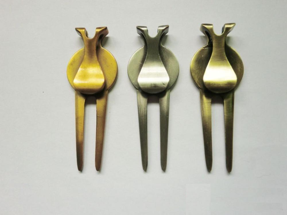 hot sale golf fork, souvenir pin, metal pin(China (Mainland))