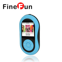 FineFun Portable MP4 Player 1.8 inch LCD Screen Support Micro SD Sport mp4 Music Player Radio FM Ebook Video player(China (Mainland))