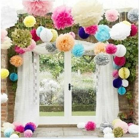 10pcs/lot Paper peony bouquet garland wedding props supplies wedding decoration ,Free Shipping X605(China (Mainland))