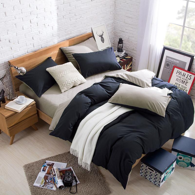 Cotton Bedclothes Queen Size Bedding Set Boho Style 4pcs Duvet Cover Bedsheet Pillowcase Comfortable Round Beds(China (Mainland))