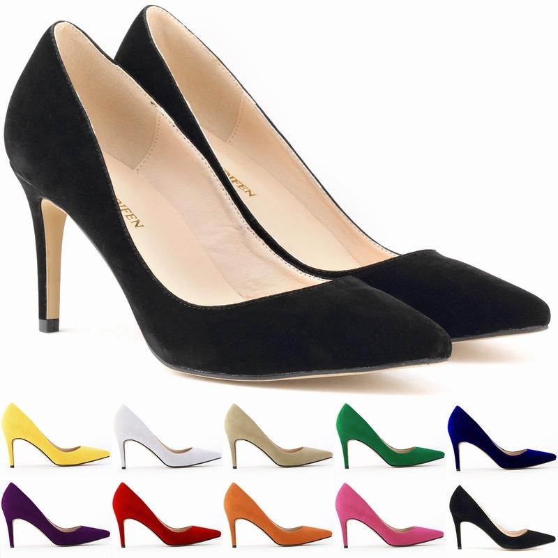 Popular  Pumps Pumps 2014 Fashion   Women Women High Heels Shoes