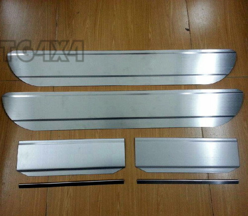 Hyundai Grand Starex H1Stainless Steel Door Sill Strip Foot Pedal MPV Exterior Parts Free Shipping<br><br>Aliexpress