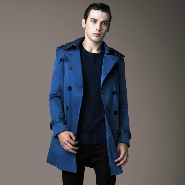 Pea Coat Men