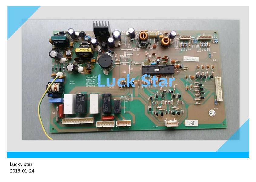 Здесь можно купить  95% new for Haier refrigerator computer board circuit board BCD-568W BCD-568WT 0064000419 driver board good working  Бытовая техника