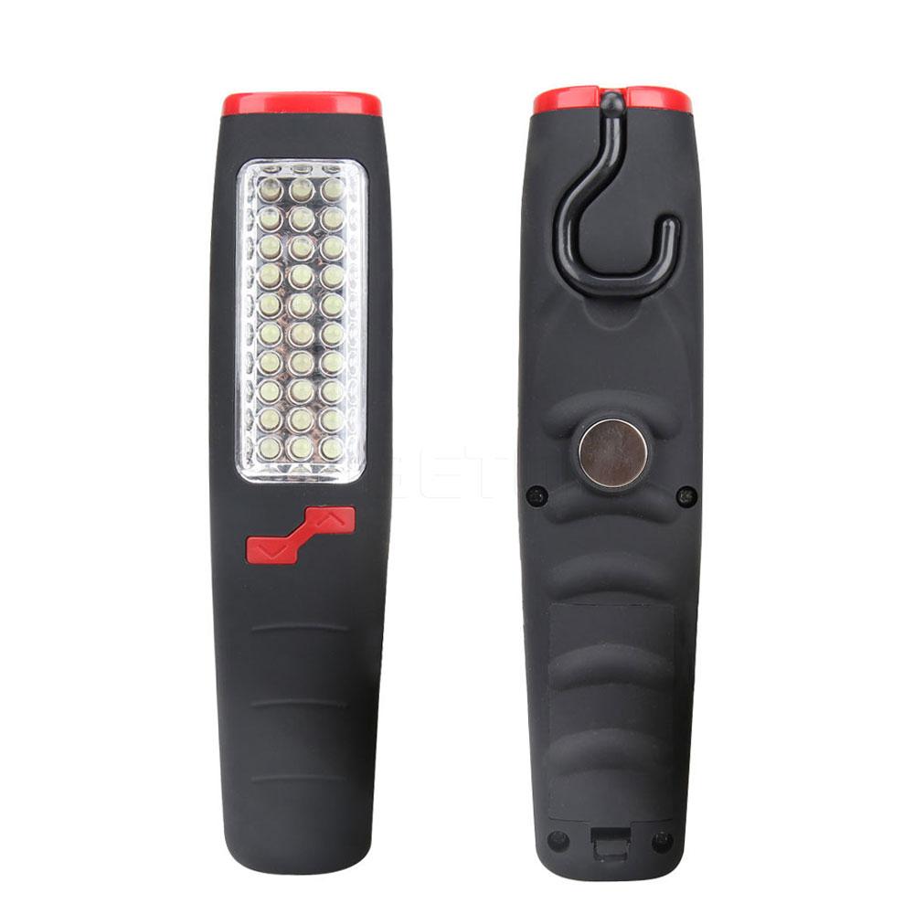 2016 новый 37LED ручной свет работы наружный ремонта кемпинг фонарик аварийного осмотр лампы портативный