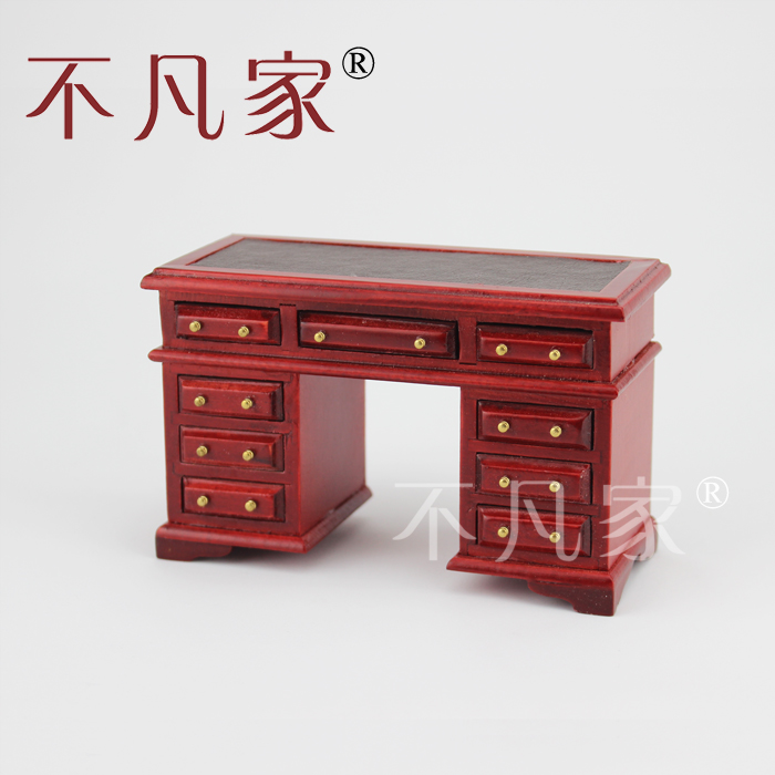 miniature office furniture promotion shop for promotional