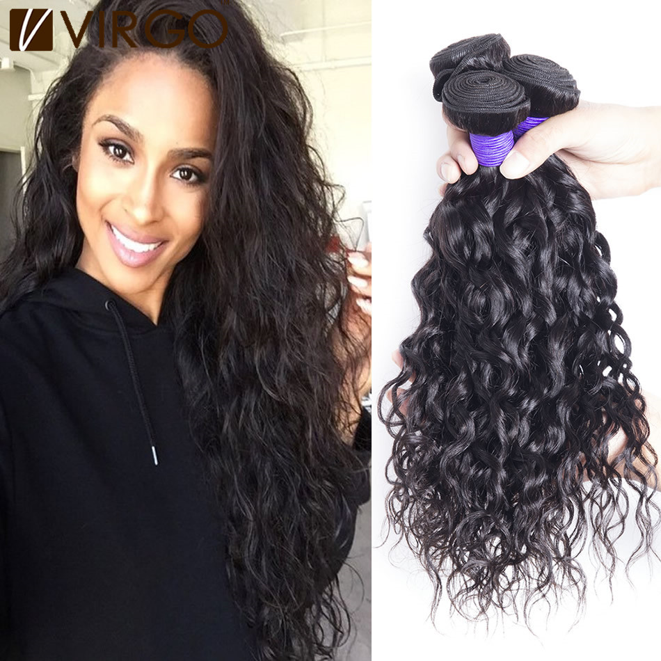 Wet And Wavy Human Hair Weave Uk 64