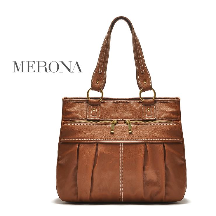 Lastest Pierre Cardin Womens Shoulder Bags Brown | UrbanHandbags.co.uk