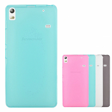 Ultra thin TPU Case For Lenovo A7600 Case Frosted Rubber Shield Case For Lenovo A7600 A 7600 Phone Back Cover 4 Colors