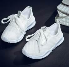 Yorkzaler אביב סתיו ילדי נעלי 2017 אופנה רשת מקרית ילדי סניקרס לילד ילדה פעוט תינוק לנשימה ספורט נעל(China)