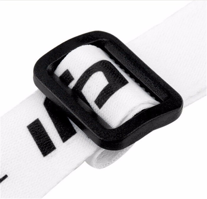 2pcs dji Phantom 2 vsion plus drone quad parts 2cm Width transmitter Remote Controller Strap Belt Sling Silver Lanyards
