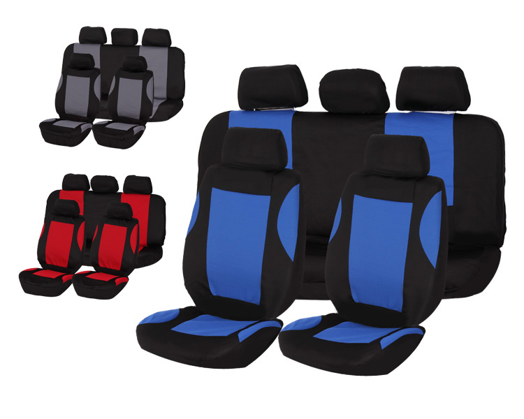 Universal design Car Seat Cover l Fit Most Auto Seat Interior Accessories Seat Covers 3 Colour Car Styling(China (Mainland))