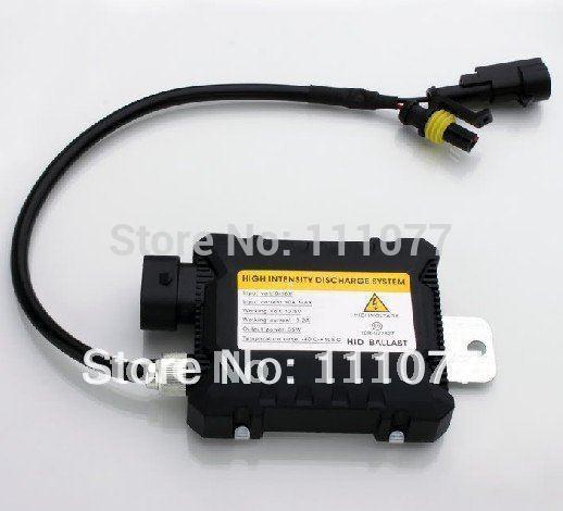 New Arrival! Slim HID 35W Xenon Digital Conversion Ballast Kit for H1 H3 H3C H4-1 H4-2 H7 H8(China (Mainland))