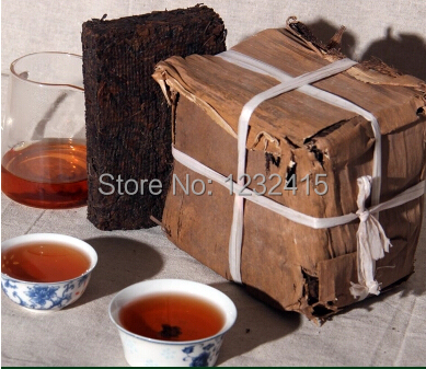 250g Made in 1980 Chinese Raw Puer Tea The China Naturally Organic Puerh Tea Black Tea