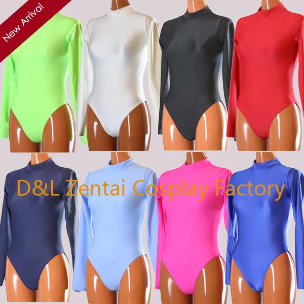 Skin Color Bodysuit Skin-tight Bodysuit