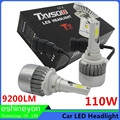 Super Bright Car Light Source 110W 9200LM Auto LED Headlight H1 H3 H4 H7 H8 H9