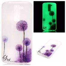 """Buy Fluorescence fundas coque Luminous Soft Silicone TPU coque Cover Case LG K7 X210DS k 7 X210 5.0"""" Back cover case fundas capa for $2.69 in AliExpress store"""