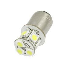 Wholesale 10PCs/Lot x Car 2057 2357 2396 BAY15D 5050 SMD 8 LED White Brake Stop Tail Light Bulb 12V(China (Mainland))