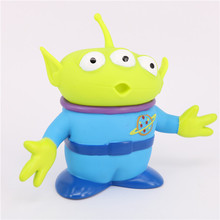 Toy Story Alien Figures 14cm PVC Alien Action Figure Doll Anime Brinquedos Kids Toys For Children(China (Mainland))