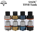 Original SMOK TFV8 Tank 6ml Top Filling Cloud Beast Sub ohm Tank Matches H PRIV With