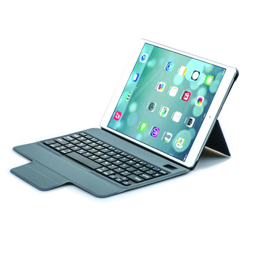 For iPad Pro 9.7 Case -Ultra-thin Smart Stand Folio Cover Wireless Bluetooth Keyboard for Apple iPad Pro 9.7-inch Tablets(China (Mainland))