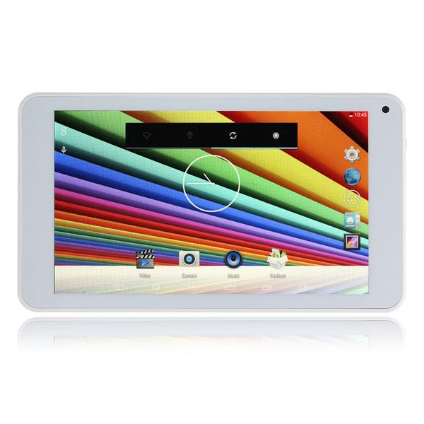 Original CHUWI V17HD RK3188 Quad Core 1.6GHz 7 Inch Android 4.4 3G Tablet PC 1024x600 IPS 1GB RAM 8GB ROM 0.3MP Camera HDMI OTG
