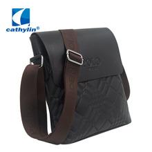 Super Hot New Arrival Elegant Office Business Man Briefcase Twill Men Bag Brand Man Messenger Bags Designer Crossbody Polo Bags(China (Mainland))