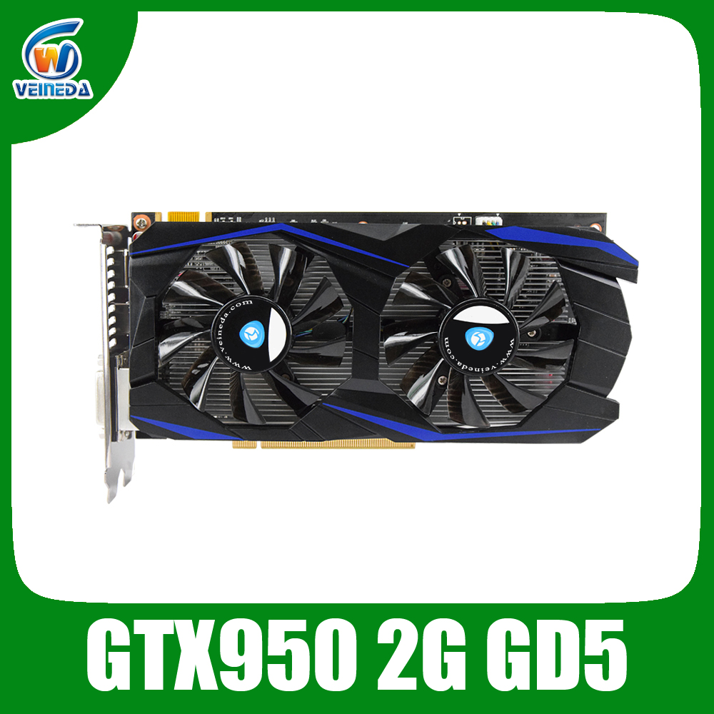 nvidia geforce video graphic card GTX950 2GB GDDR5 game card for game boy(China (Mainland))