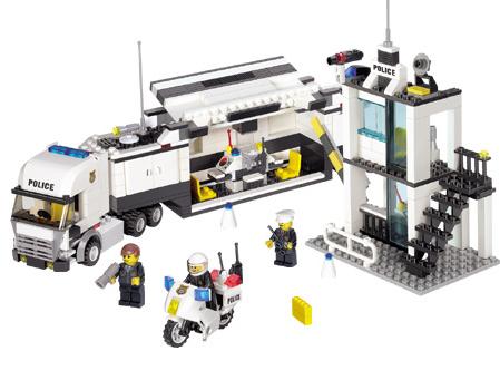 achetez en gros lego city police en ligne des grossistes. Black Bedroom Furniture Sets. Home Design Ideas