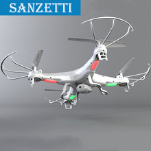 quadcopter 2.4G 4CH 6-Axis X5C Upgrade X5C-1 Toys rc Helicopter with 2MP HD Camera or without camera Quadrocopter drones