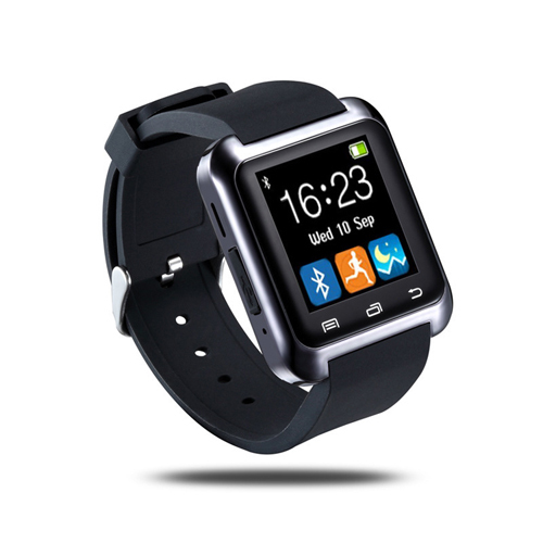 Bluetooth Smart watch android U80 Fitness sport wrist for apple iPhone Samsung S4/Note 2/Note 3 sleep tracker Smartwatch(China (Mainland))