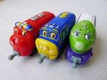 Tomy Chuggington Train 3pcs Wilson/KOKO/Brewster Toy Gift Loose(China (Mainland))