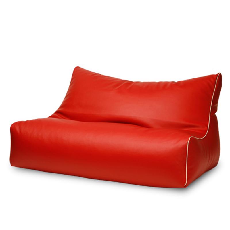 130 80 80cm red beanbag chair sofa cover salon furniture bean bag. Black Bedroom Furniture Sets. Home Design Ideas