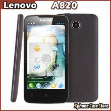"Original Lenovo A820 4.5"" 3G Android 4.1.2 Smartphone MTK6589 1.2GHz Quad Core RAM 1GB+ROM 4GB WCDMA & GSM Network Dual SIM"